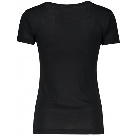 Dámské triko SAM 73 LARIA LTSN479 ČERNÁ