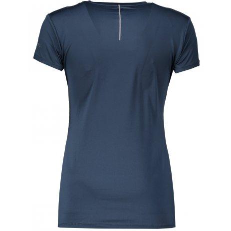 Dámské funkční triko s krátkým rukávem HANNAH SAFFI MIDNIGHT NAVY