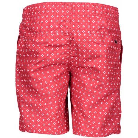 Chlapecké šortky SAM 73 BS 519 ČERVENÁ