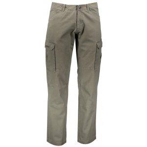 Pánské kalhoty HANNAH CURENT BURNT OLIVE