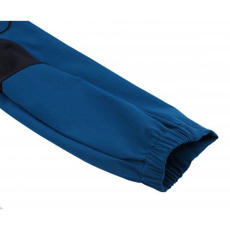 Pánská softshellová bunda HANNAH RAMSEY BLUE/MIDNIGHT NAVY