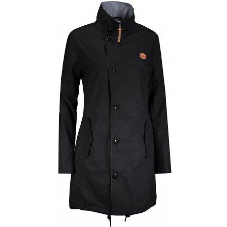 Dámský kabát SAM 73 WB 757 ČERNÁ