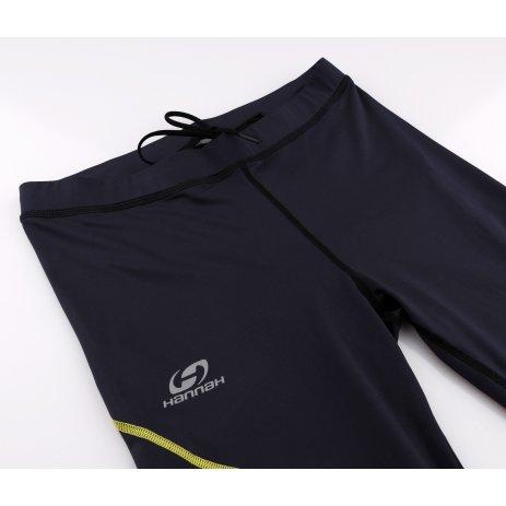 Pánské elastické kalhoty HANNAH RADLEY ANTHRACITE/SULPHUR