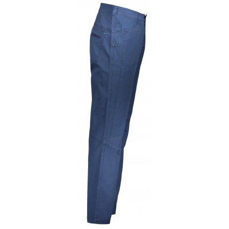 Pánské kalhoty HANNAH SANOT DARK DENIM/SULPHUR