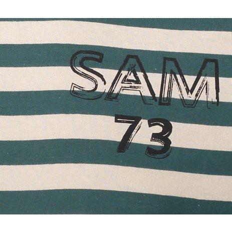 Pánské triko SAM 73 SAMIAR MTSN388 BÉŽOVÁ