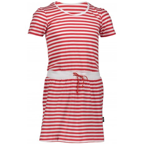Dívčí šaty SAM 73 TAMARINO KSKN059 ČERVENÁ
