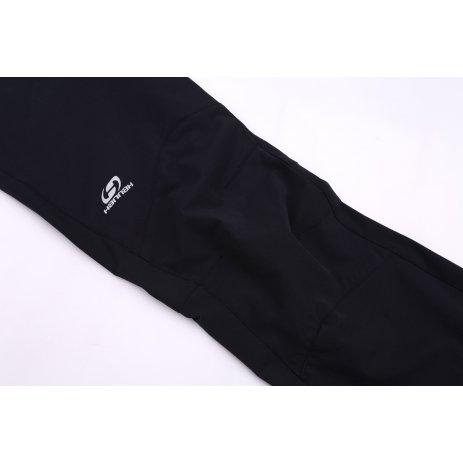 Dámské softshellové kalhoty HANNAH GARWYNET ANTHRACITE/PINK