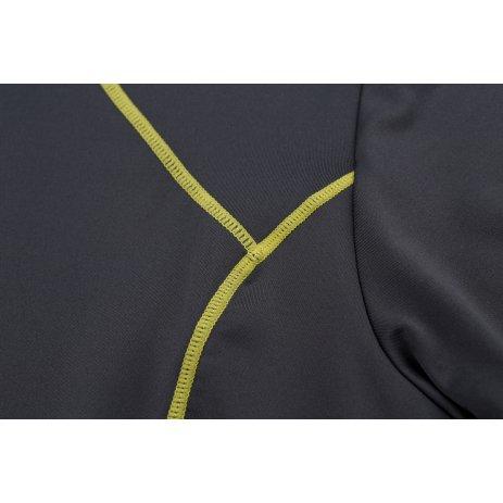 Pánské triko s krátkým rukávem HANNAH PACABA CASTLEROCK/SULPHUR