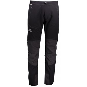 Pánské softshellové kalhoty HANNAH CLAIM ANTHRACITE