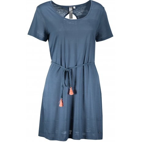 Dámské šaty LUHTA FLORA 33325325 BLUE