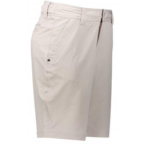 Dámské šortky LUHTA RUSKA 33766595 NATURAL WHITE