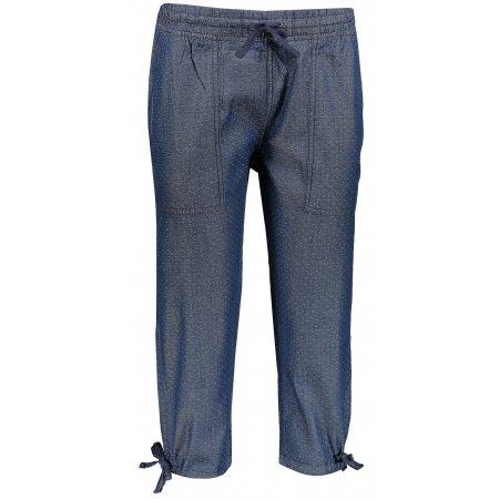 Dámské 3/4 kalhoty LOAP NICOHO CLW1990 MODRÁ