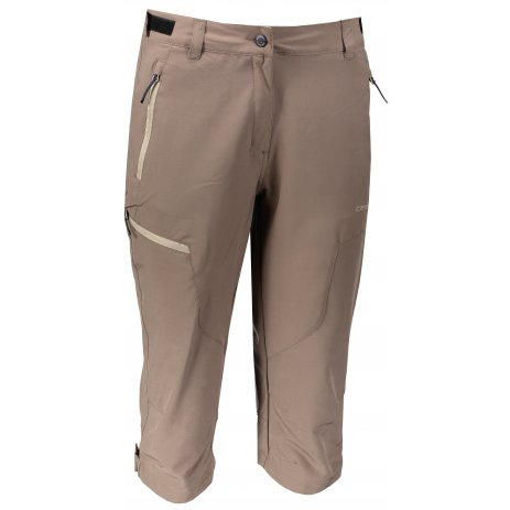 Dámské 3/4 kalhoty ICEPEAK SHAINA 54114522 CAFE AU LAIT
