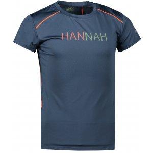 Chlapecké funkční triko s krátkým rukávem HANNAH CORNET JR MIDNIGHT NAVY