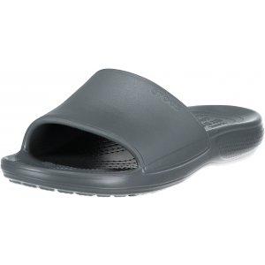Pánské pantofle CROCS CLASSIC II SLIDE 205732-0DA SLATE GREY