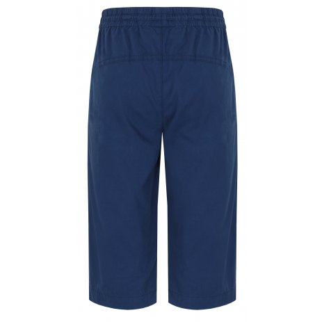 Dětské 3/4 kalhoty HANNAH RUFFY JR 118 ENSIGN BLUE/ANTHRACITE