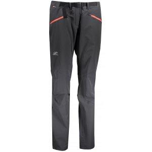 Dámské softshellové kalhoty HANNAH MEYA II DARK SHADOW/PINK