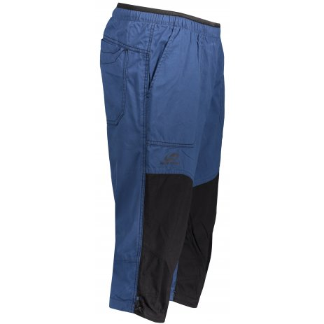 Pánské 3/4 kalhoty HANNAH HUG 118 ENSIGN BLUE/ANTHRACITE
