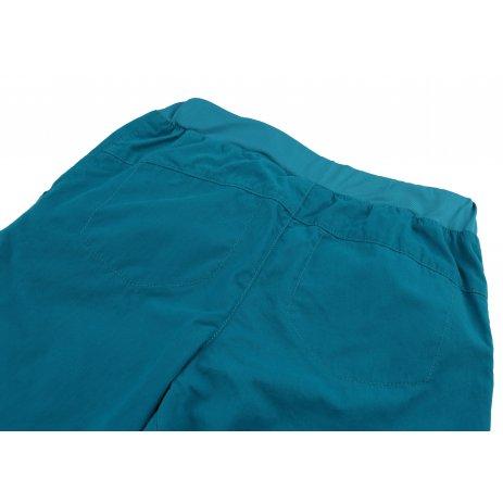 Dívčí kalhoty HANNAH AMOREN JR ALGIERS BLUE