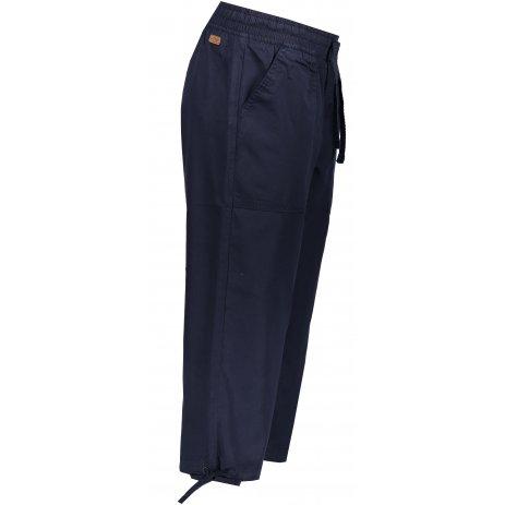 Dámské 3/4 kalhoty LOAP NICOHO CLW1990 TMAVĚ MODRÁ