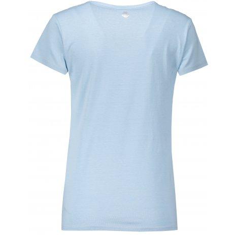 Dámské triko LUHTA FELICIA 33321514 LIGHT BLUE