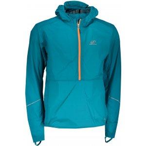 Pánská sportovní bunda HANNAH COIN ENAMEL BLUE/ORANGE