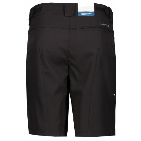 Dámské šortky LUHTA RUSKA 33766595 BLACK