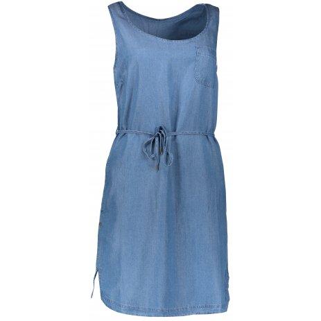 Dámské šaty LOAP NYXI CLW1987 MODRÁ