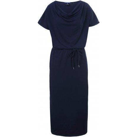 Dámské šaty LUHTA CARITA 33247309 NAVY BLUE