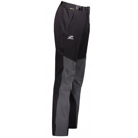 Pánské softshellové kalhoty HANNAH ENDURO ANTHRACITE/DARK SHADOW