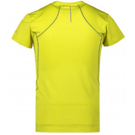 Chlapecké funkční triko s krátkým rukávem HANNAH CORNET JR SULPHUR SPRING