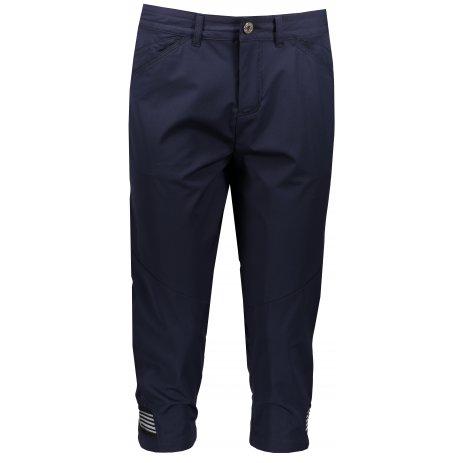 Dámské 3/4 kalhoty LUHTA PAULIINA 33702317 DARK BLUE