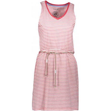 Dámské šaty KILLTEC DARIANA 32129-475 ČERVENÁ