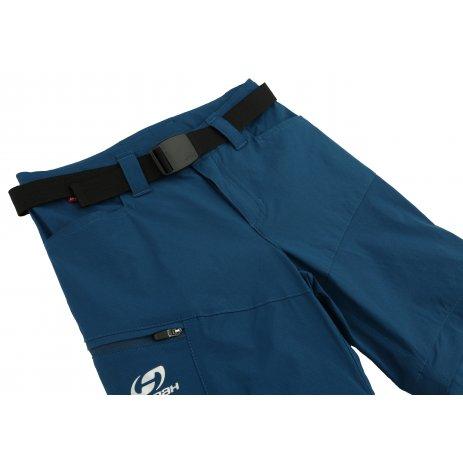 Dětské kalhoty/kraťasy HANNAH TOPAZ JR MOROCCAN BLUE