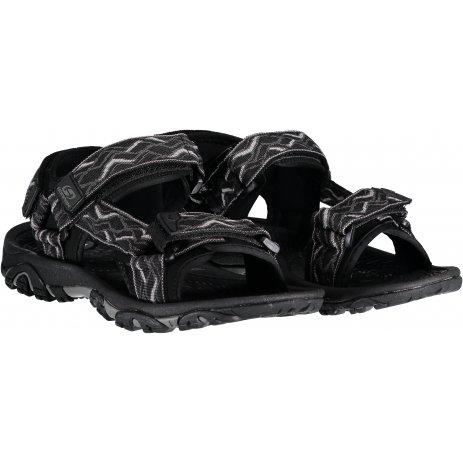 Pánské sandále HANNAH BELT ANTHRACITE/MOUNTAIN