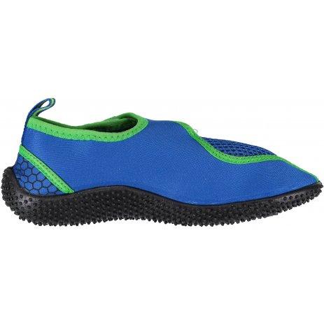 Dětské boty do vody LOAP COSMA KID GSU1949 MODRÁ/ZELENÁ