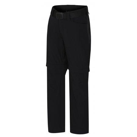 Dětské kalhoty/kraťasy HANNAH TOPAZ JR ANTHRACITE