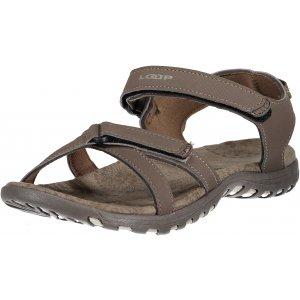 Dámské sandále LOAP SIMMA SSL19147 HNĚDÁ