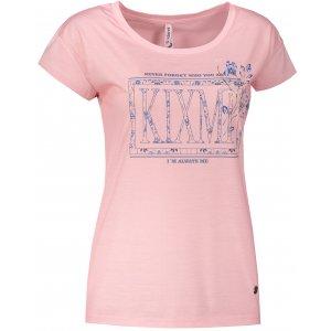 Dámské triko KIXMI IRENE RŮŽOVÁ