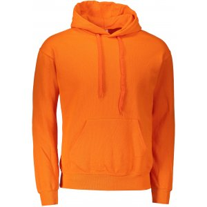 Pánská mikina FRUIT OF THE LOOM CLASSIC HOODED SWEAT ORANGE