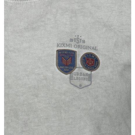 Pánské triko KIXMI ICARUS BÉŽOVÁ