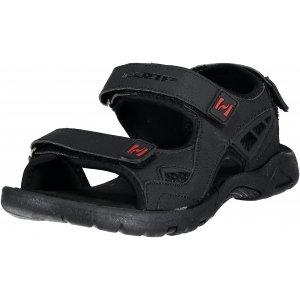 Pánské sandále LOAP REUL SSM1845 ČERNÁ/ČERVENÁ