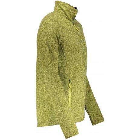 Pánský svetr LOAP GRAHAM OLM1905 SVĚTLE ZELENÁ