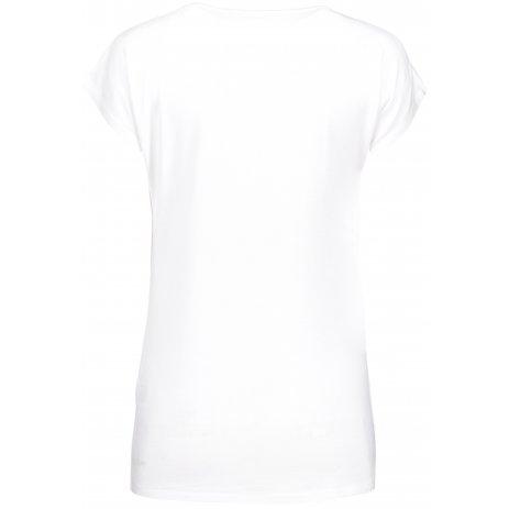 Dámské triko s krátkým rukávem ALTISPORT SAMBA BÍLÁ