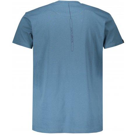 Pánské triko s krátkým rukávem ALTISPORT ANAKAO MODRÁ