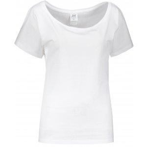 Dámské triko JHK TRINIDAD WHITE