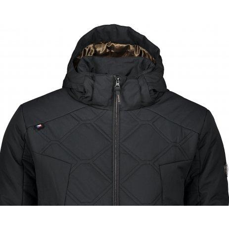Pánská zimní bunda KIXMI INNYS ČERNÁ