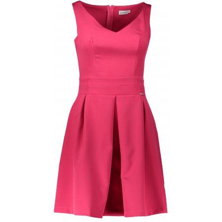 Dámské šaty NUMOCO A160-6 MALINA