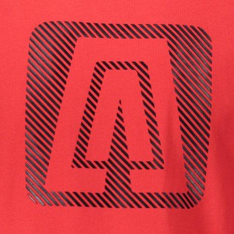 Pánské triko ALTISPORT SIGOM MTSP481 ČERVENÁ