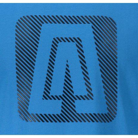 Pánské triko ALTISPORT SIGOM MTSP481 MODRÁ